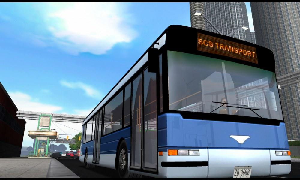 Бесплатно Скачать Bus Driver
